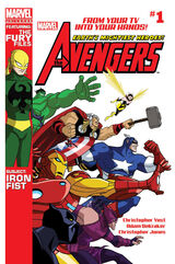 Marvel Universe: Avengers - Earth's Mightiest Heroes Vol 1 1