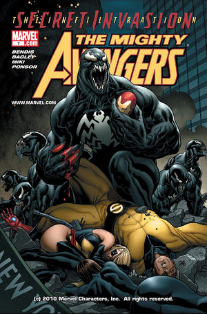 Mighty Avengers Vol 1 7