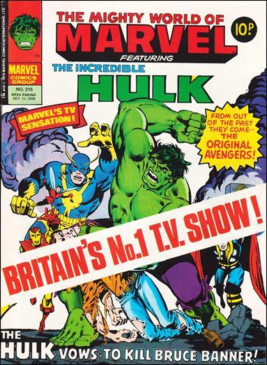 Mighty World of Marvel Vol 1 315