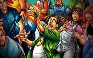 Peter Parker (Earth-1610) Ultimate Spider-man Vol 1 1 001