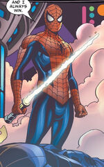 Peter Parker (Earth-6078) from Friendly Neighborhood Spider-Man Vol 1 8 0001