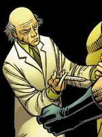Professor (Golden Sentry Serum) (Earth-616) from Sentry Vol 2 8 0001