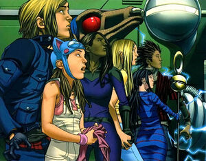 Runaways (Earth-616) 005
