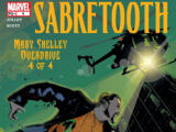 Sabretooth Mary Shelley Overdrive Vol 1 4