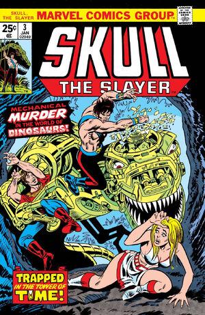 Skull, the Slayer Vol 1 3