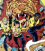 Sons of the Tiger (Earth-616) from Marvel Team-Up Vol 1 40 0001