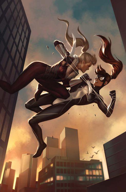Spider-Girl Vol 2 5 Textless.jpg