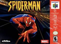 Spider-Man game 2000