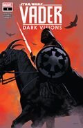Star Wars Vader - Dark Visions Vol 1 1