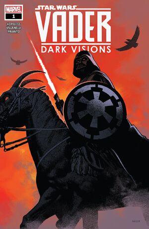 Star Wars Vader - Dark Visions Vol 1 1