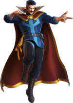 Stephen Strange (Earth-6109) from Marvel Ultimate Alliance 3 The Black Order 001