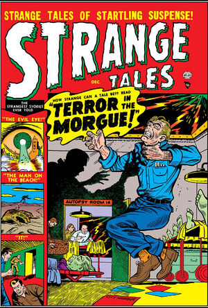 Strange Tales Vol 1 4