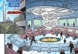 Superhuman Tactical Activities Response Squad (Earth-616) from Maximum Security Vol 1 1 0001
