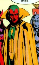 Vision (Earth-523002) from What If Jessica Jones Had Joined the Avengers Vol 1 1 001