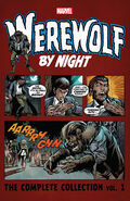 Werewolf By Night The Complete Collection Vol 1 1