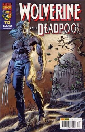 Wolverine and Deadpool Vol 1 112
