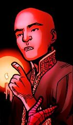 Wong (Earth-1610) from Ultimate Spider-Man Vol 1 132 0001