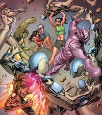 X-Men (Earth-616) from X-Men Legacy Vol 1 241 001