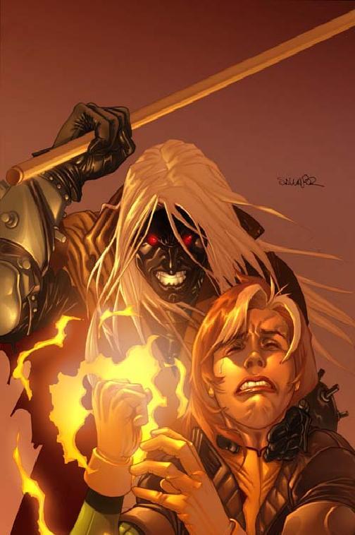 X-Men Vol 2 185 Textless