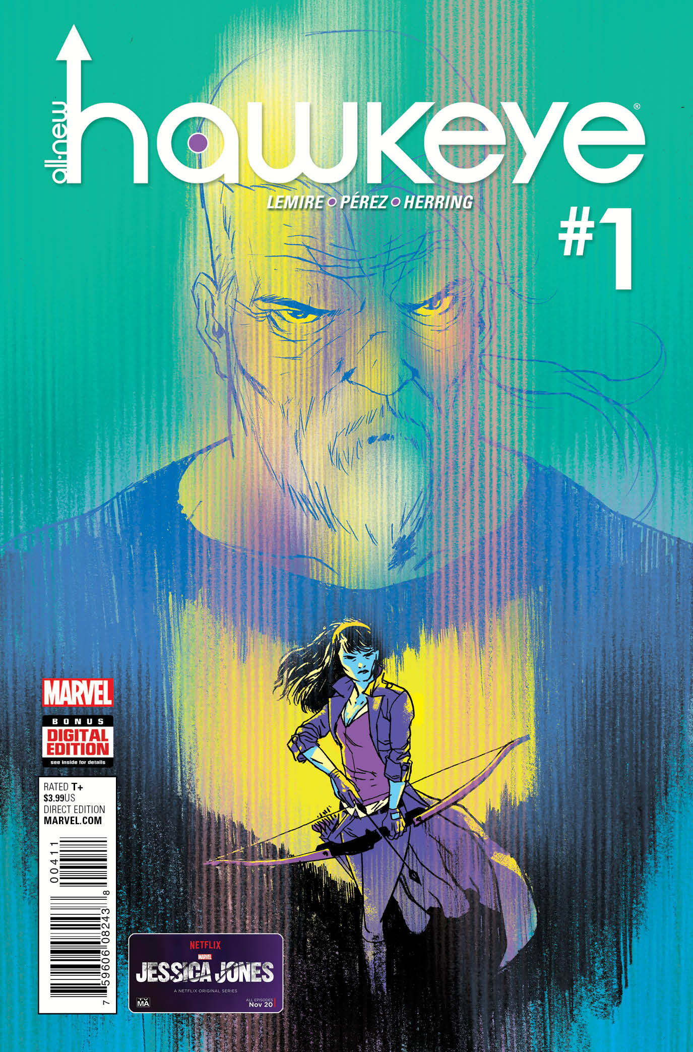 All New All Different Avengers Vol 1 2: All-New Hawkeye Vol 2 1
