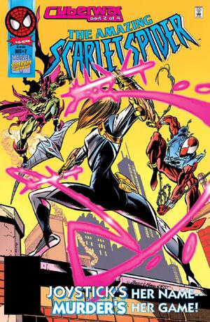 Amazing Scarlet Spider Vol 1 2