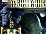 Annihilation: Saga Vol 1 1