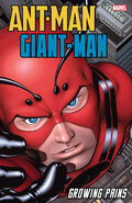Ant-Man Giant-Man Growing Pains TPB Vol 1 1