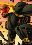 Arsenal Beta (Earth-616) from Avengers Academy Vol 1 2 002