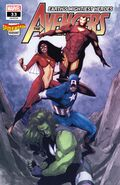Avengers Vol 8 33 Spider-Woman Variant
