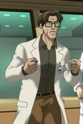 Bruce Banner (Earth-3488) from Ultimate Avengers The Movie 0003