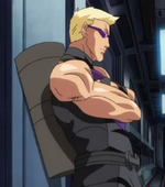 Clinton Barton (Earth-14042) from Marvel Disk Wars The Avengers Season 1 4 001