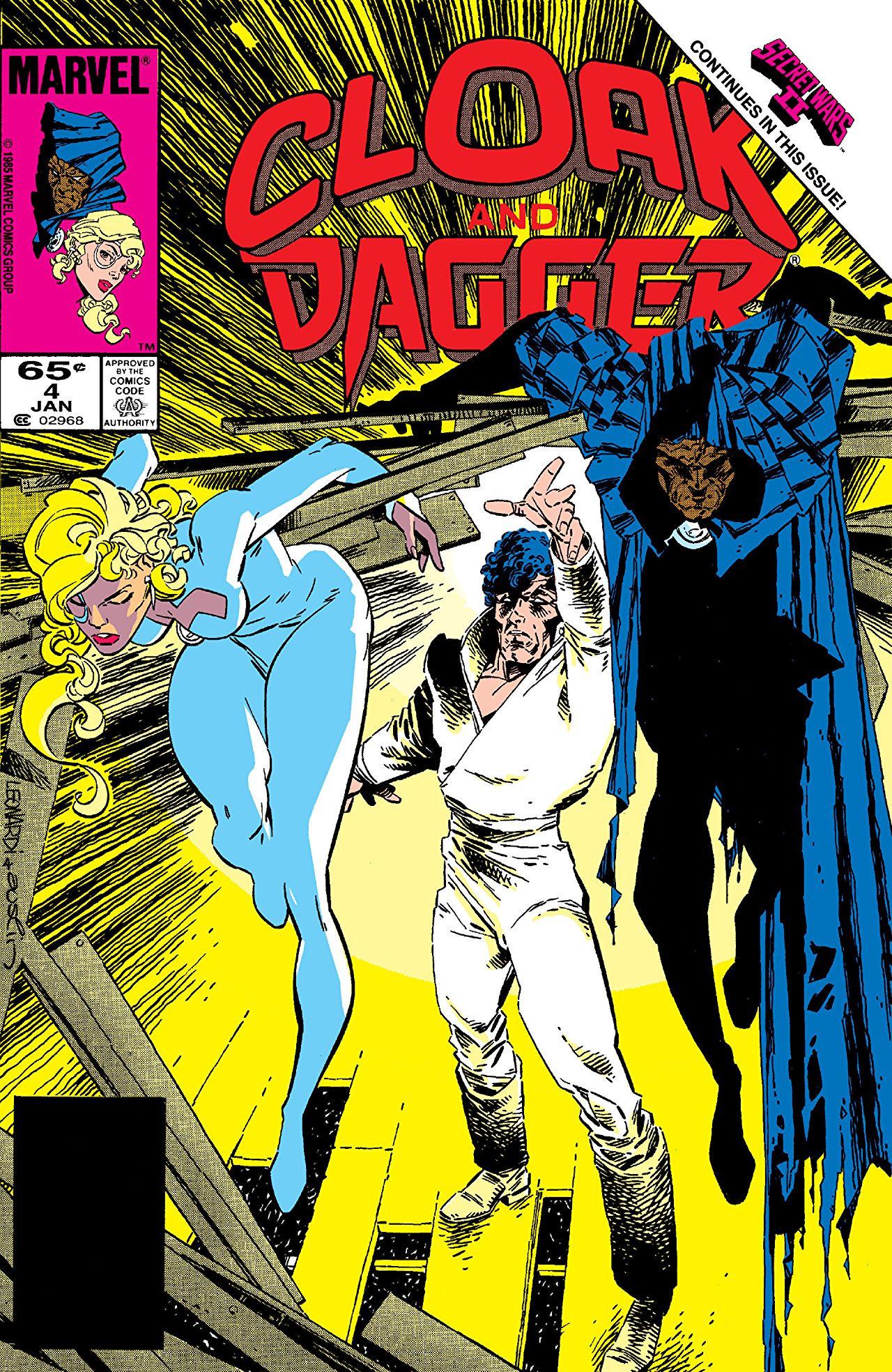 Cloak and dagger comics download pdf