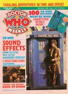 Doctor Who Weekly Vol 1 29