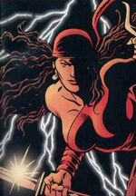 Elektra Natchios (Earth-7642) from Batman Daredevil King of New York Vol 1 1 001