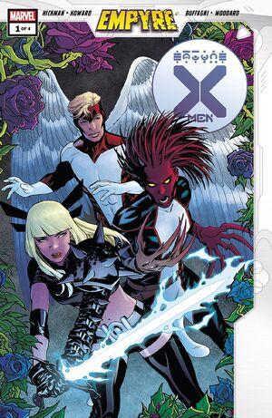 Empyre X-Men Vol 1 1