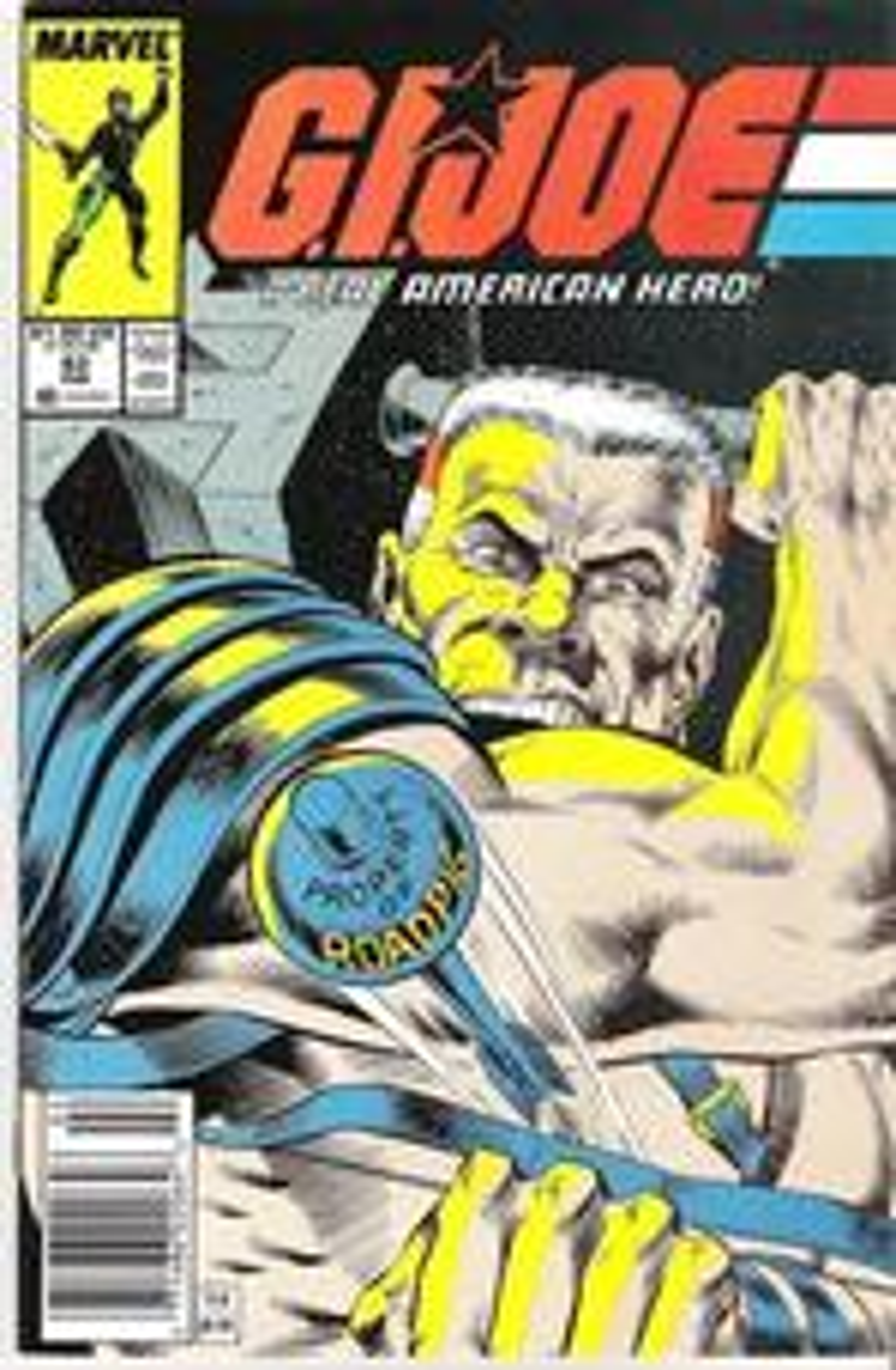 G.I. Joe A Real American Hero Vol 1 83