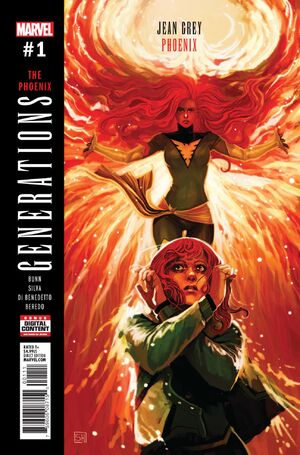 Generations Phoenix & Jean Grey Vol 1 1