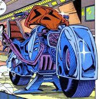 H.D. Stealth Stinger Punisher 2099 Vol 1 2