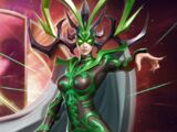 Hela (Earth-TRN789)/Gallery