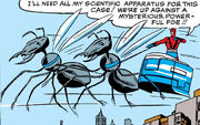 Henry Pym (Earth-616) and Ant-Man's Ants from Tales to Astonish Vol 1 56 001