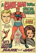 Henry Pym (Earth-616) and Janet Van Dyne (Earth-616) from Tales to Astonish Vol 1 59 001