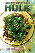 Indestructible Hulk Vol 1 4 Ferry Variant