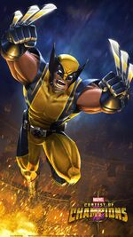 James Howlett (Earth-TRN517) from Marvel Contest of Champions 001