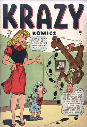 Krazy Komics Vol 2 2