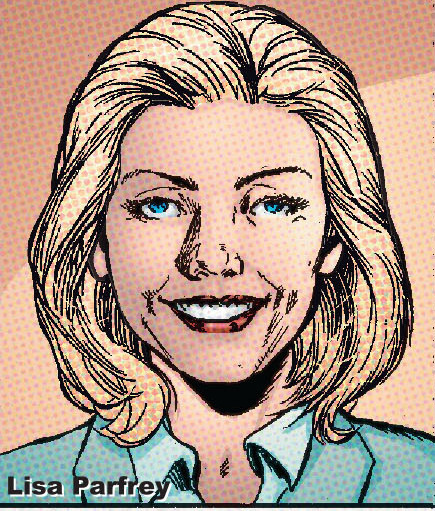 Lisa Parfrey (Earth-616) from Amazing Spider-Man Vol 1 552 0001