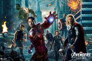 Marvel's The Avengers film poster 019