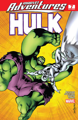 Marvel Adventures Hulk Vol 1 7