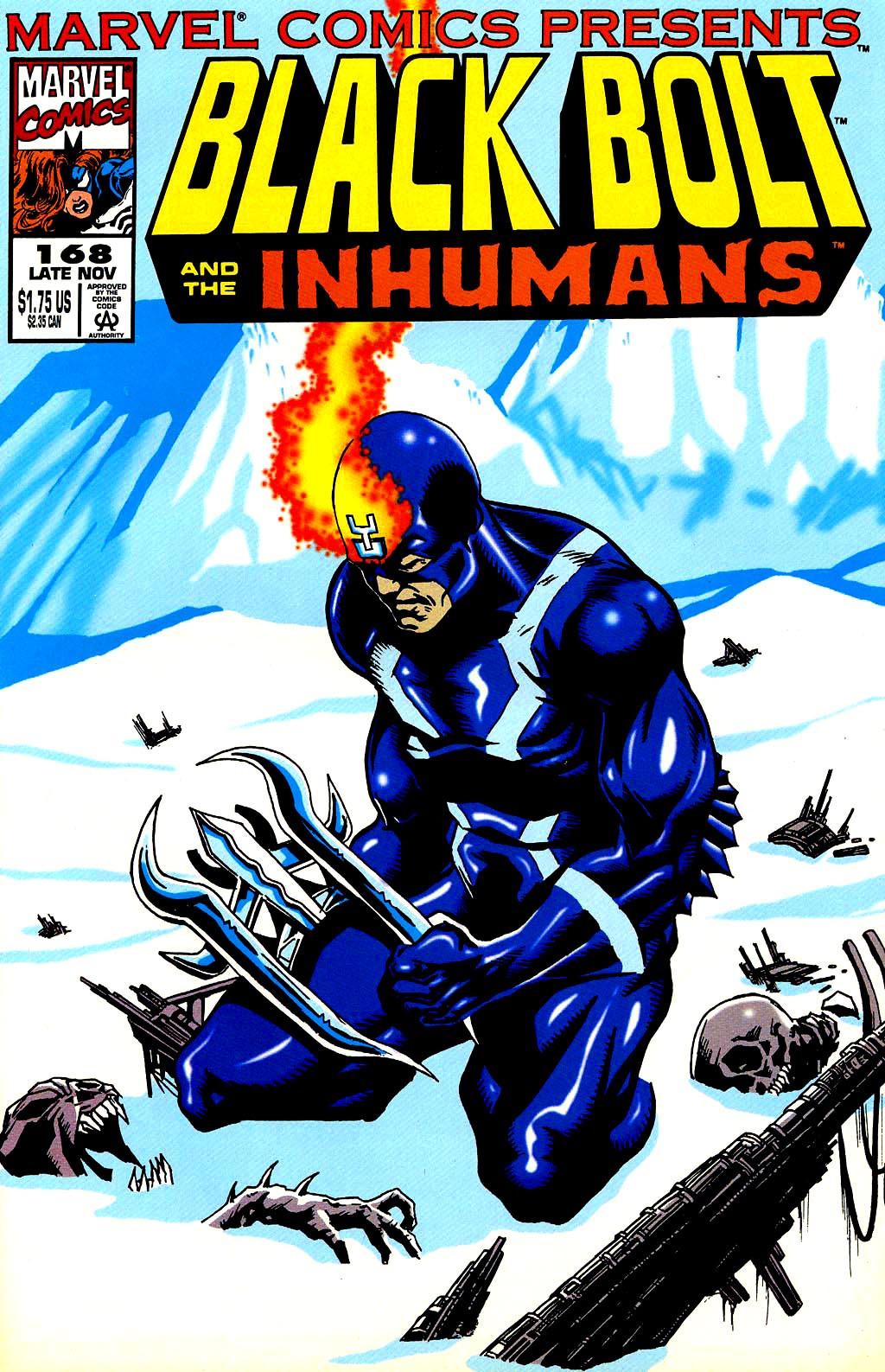 Marvel Comics Presents Vol 1 168