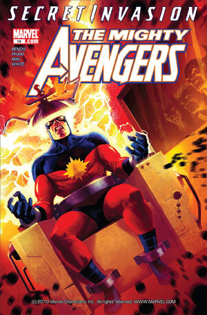 Mighty Avengers Vol 1 19