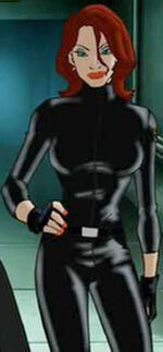 Natasha Romanoff (Earth-3488) from Ultimate Avengers The Movie 004